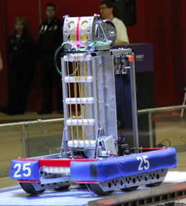 Our 2012 Robot, Evil Machine 10